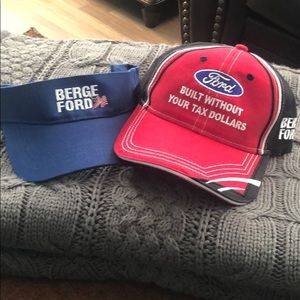 FORD Cap and Visor